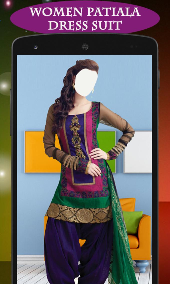 Women Patiala Dress Suit
