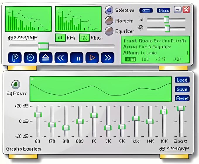 dBpowerAmp Audio Player