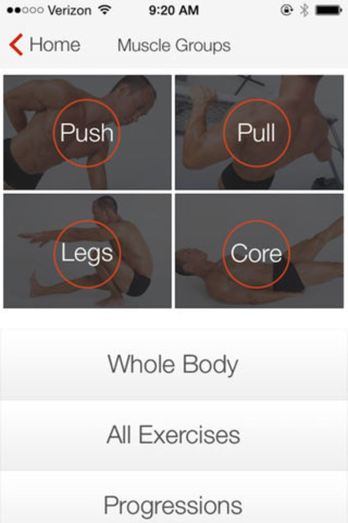 Bodyweight: Your Own Gym