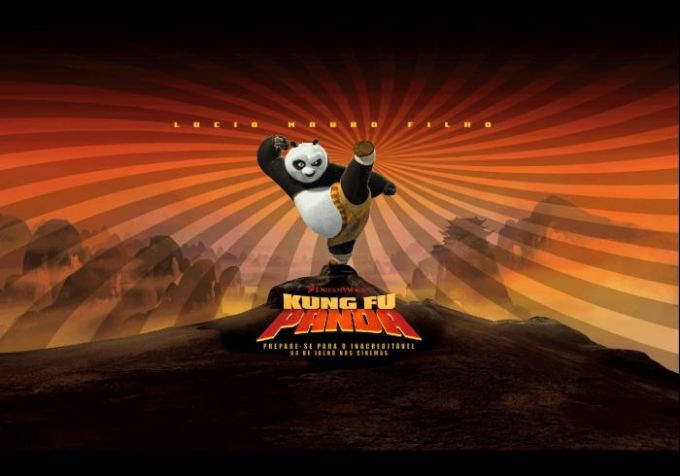 Kung Fu Panda Screensaver