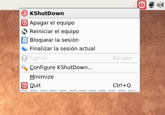 KShutdown