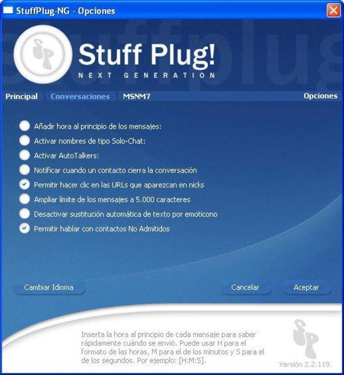 StuffPlug