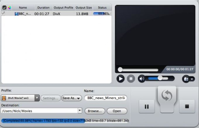AVCWare Mac Video Converter