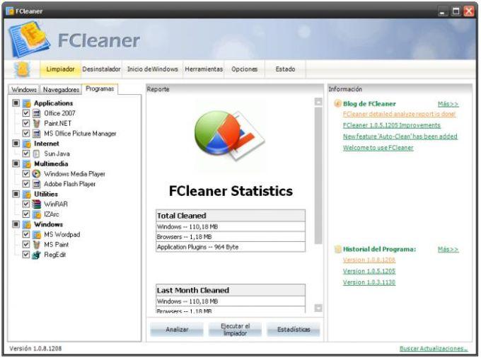 FCleaner