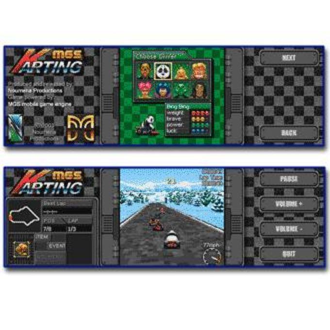 MGS Karting (S80)