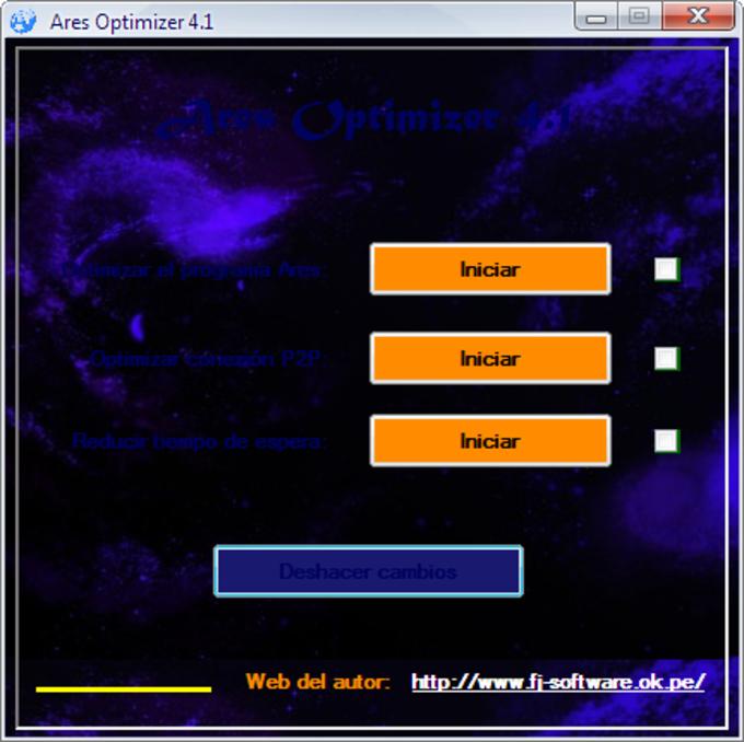 Ares Optimizer