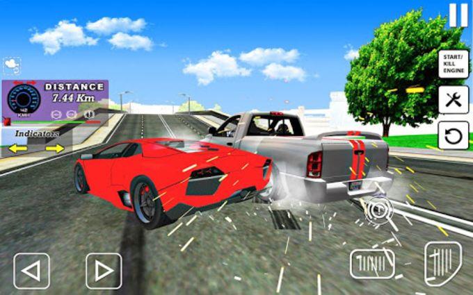 Drift Car Real Driving Simulator  Extreme Racing
