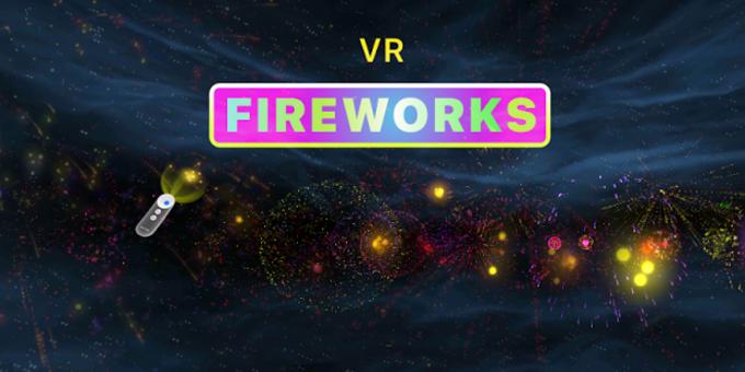 Shoot Fireworks! VR
