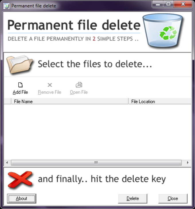how to delete a file in c