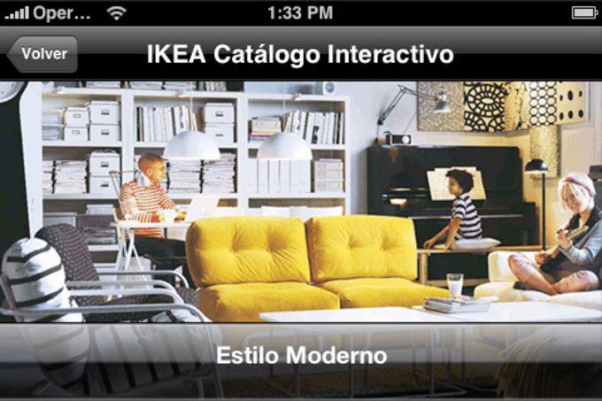 IKEA Catálogo Interactivo