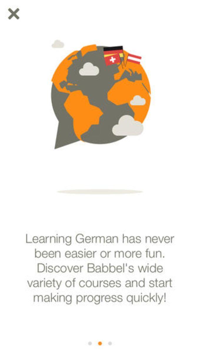 Aprender alemán con Babbel