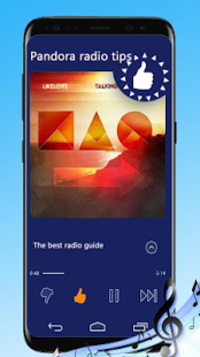 Tips Pandora free music
