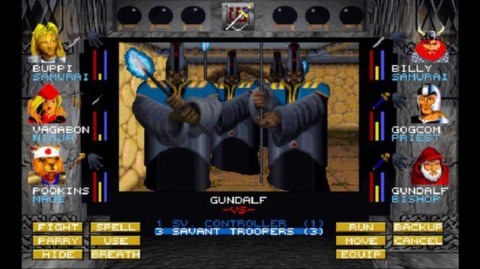 Wizardry 7: Crusaders of the Dark Savant