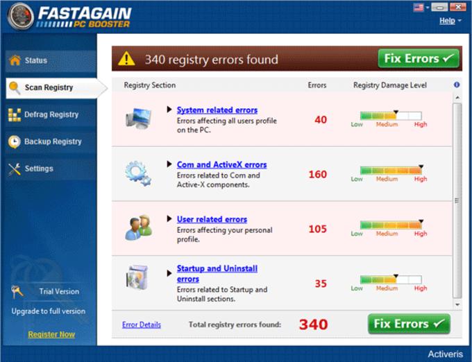 FastAgain PC Boost