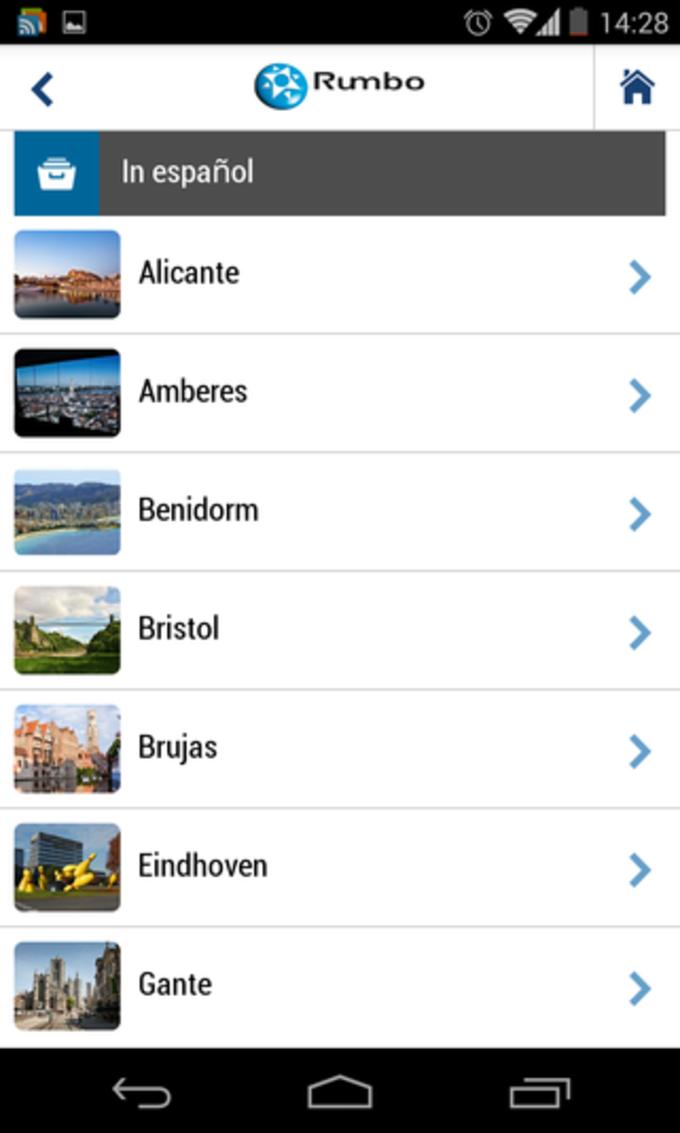 Rumbo Guías de viaje