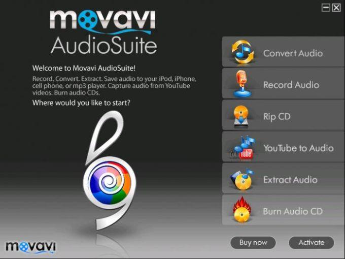 Movavi AudioSuite