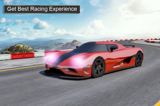 Stunt Car Racing on Impossible Tracks: Sky Racer