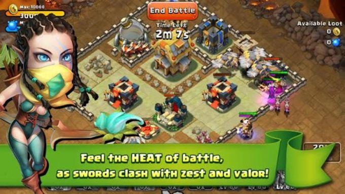 Castle Clash: Ère des Légendes