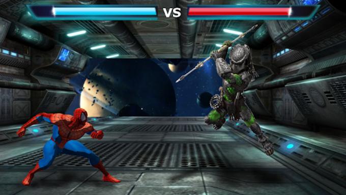 Mortal Gods Heroes Among Us Superhero Ring Battle