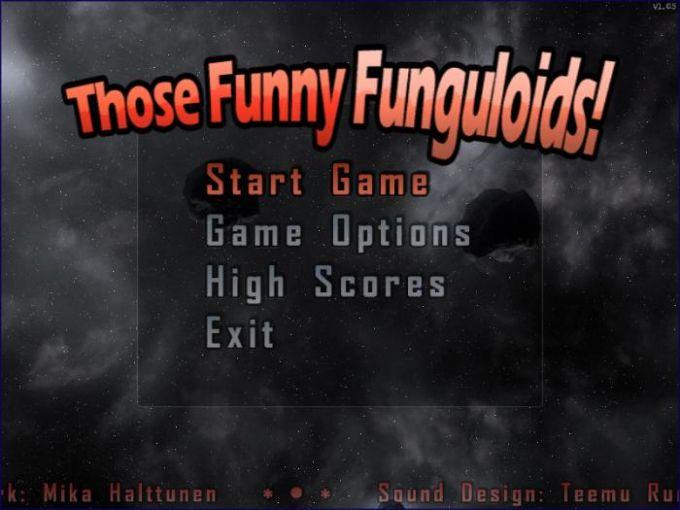 Those Funny Funguloids!