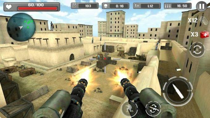 Sniper Shoot Kill