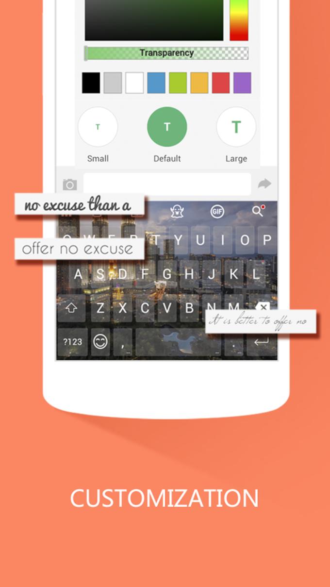 Emoji Keyboard - KK Emoticons for Android - Download