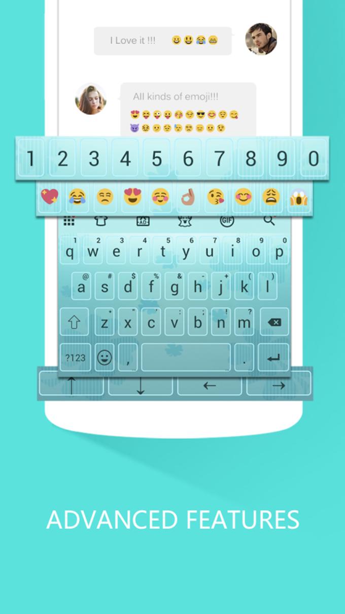 Emoji Keyboard - KK Emoticons