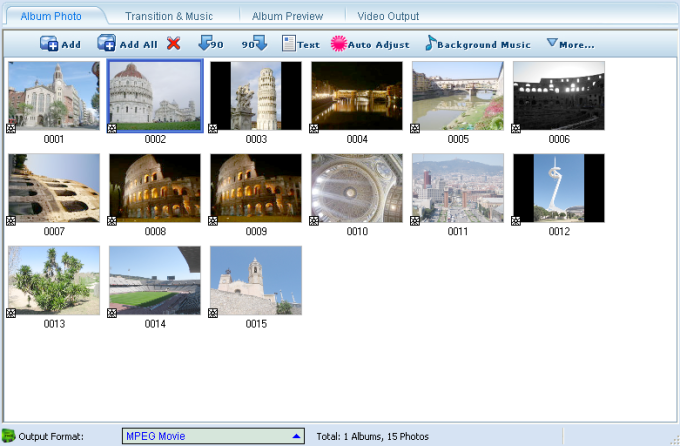 Photo to Video Converter Free