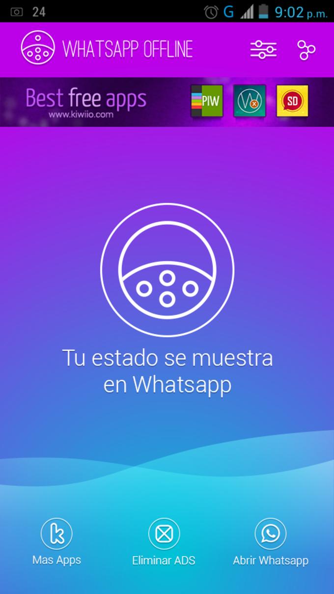WhatsApp Offline