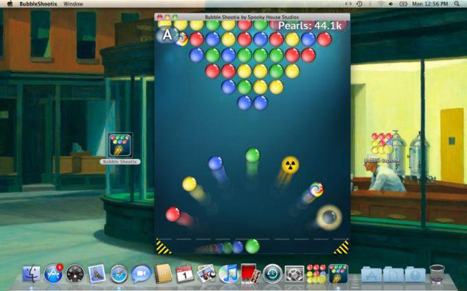 Bubble Shootix