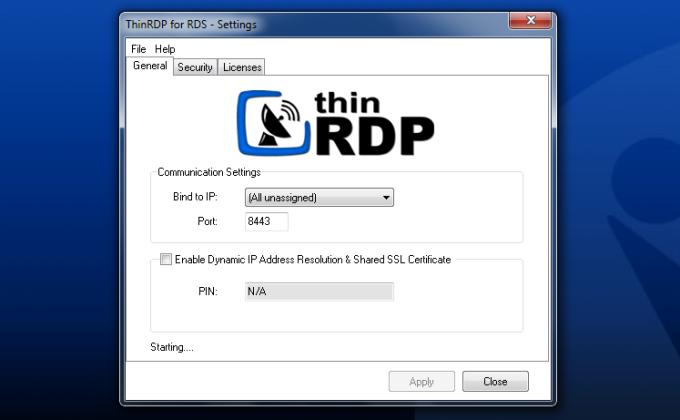 ThinRDP Server