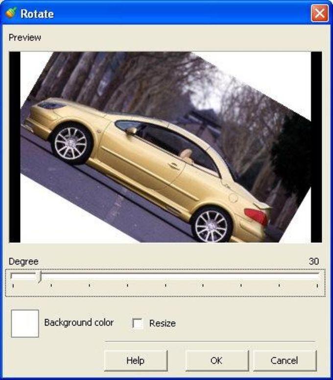 SPX Graphic Editor