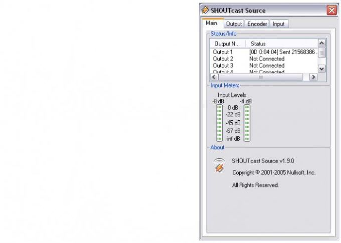 SHOUTcast DSP Plug-In