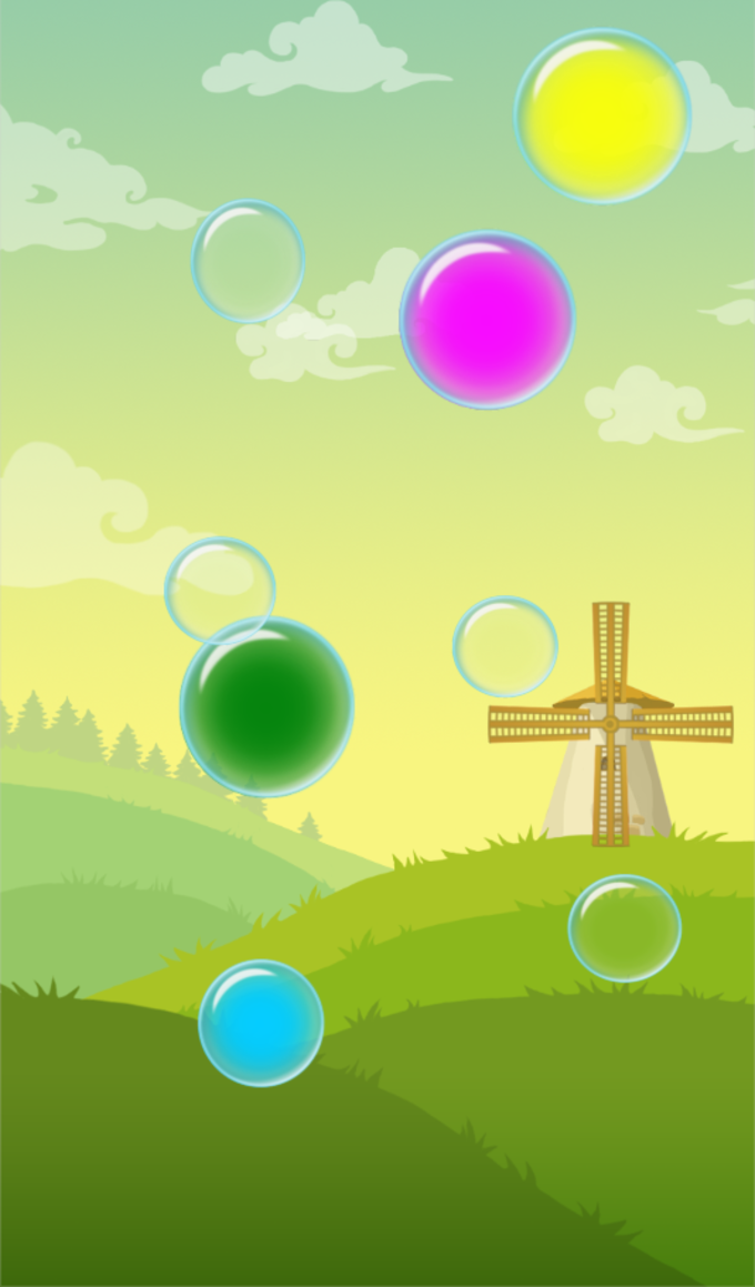 Bubble Popping for Babies