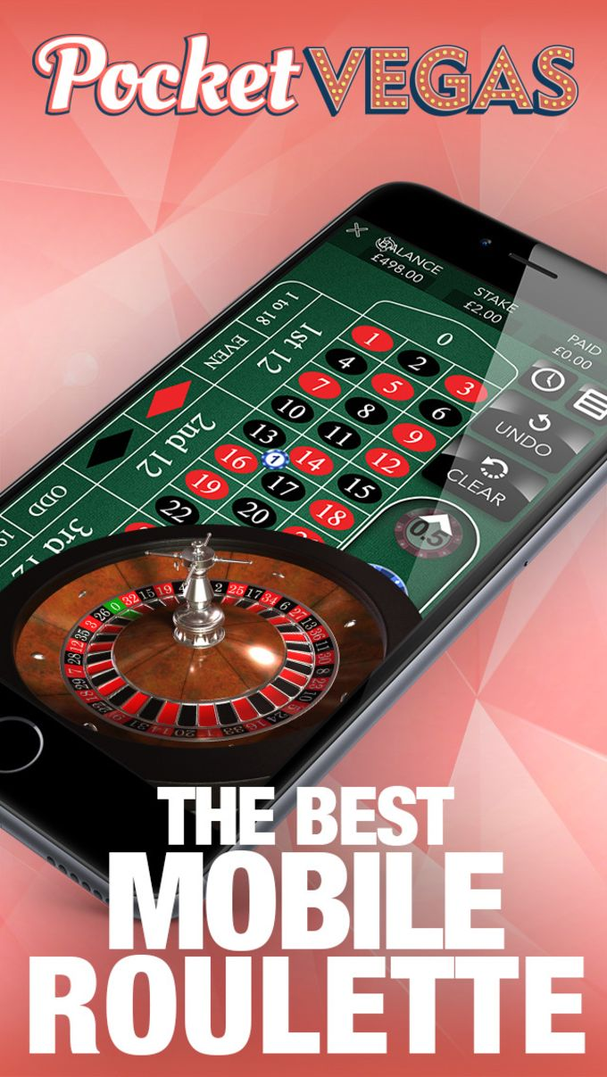 Pocket Vegas Casino - Slots, Blackjack & Roulette