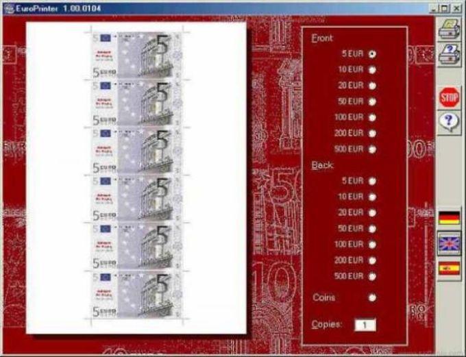 Euro Printer