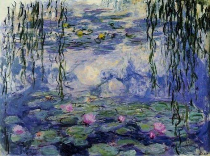 Claude Monet Screensaver