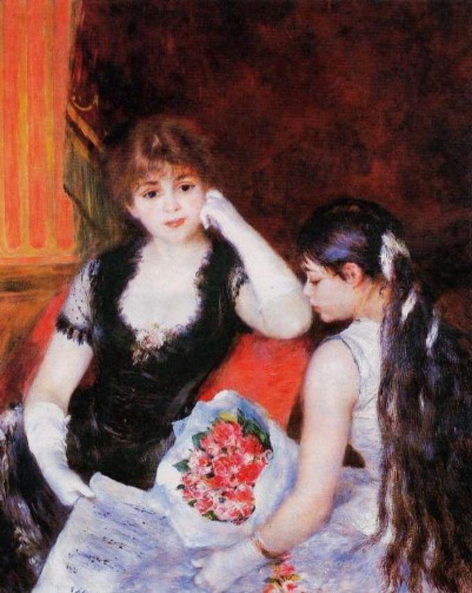 Pierre-Auguste Renoir Screensaver