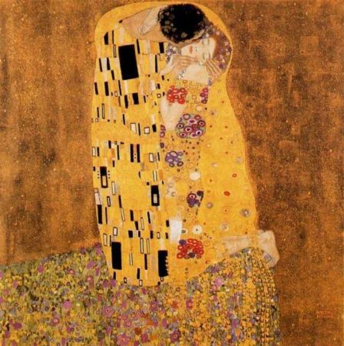 Gustav Klimt Art Screensaver