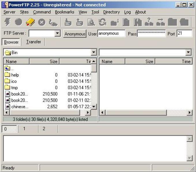 PowerFTP