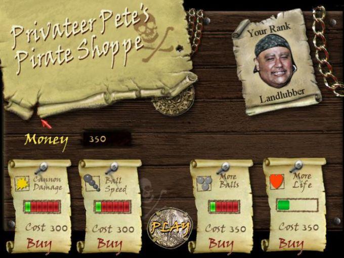 Pirate Cliff