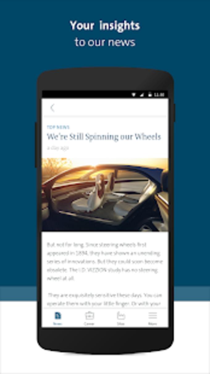 360 Volkswagen App