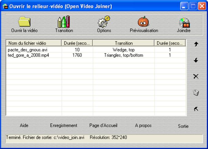 Open Video Joiner
