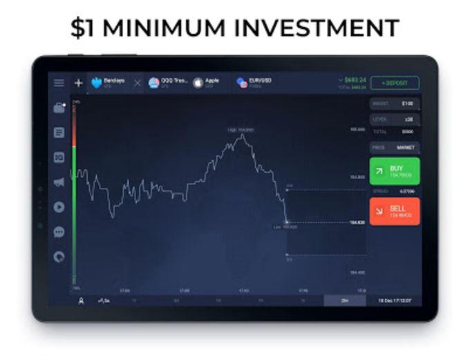 IQ Option broker: online trading platform