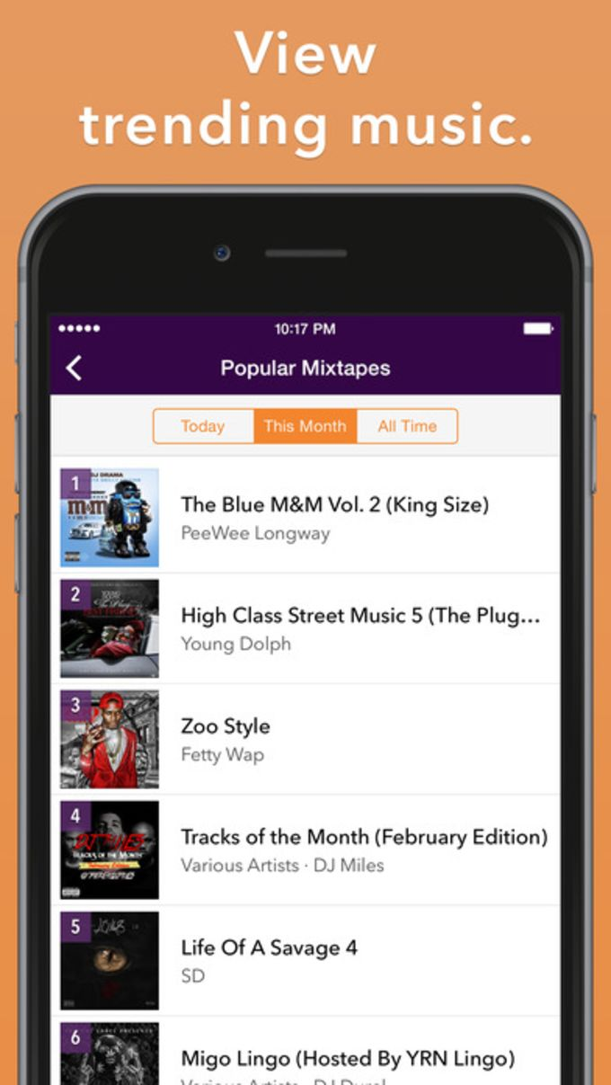 Spinrilla - Mixtapes For Free