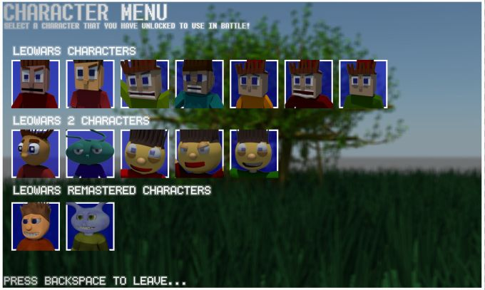 LeoWars: Remastered