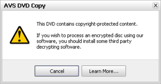 AVS DVD Copy