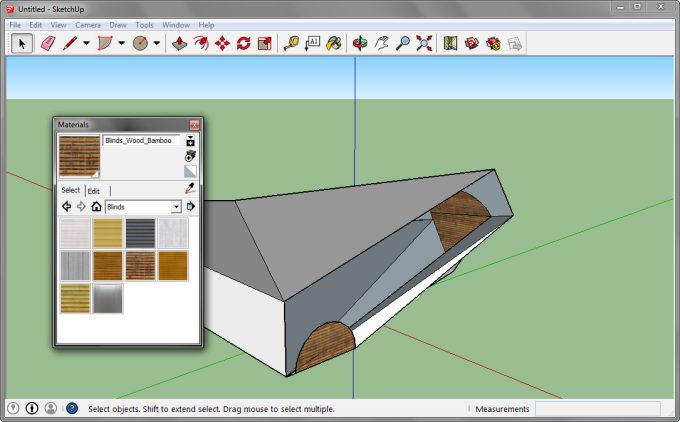 SketchUp Make 2015 untuk Windows Unduh