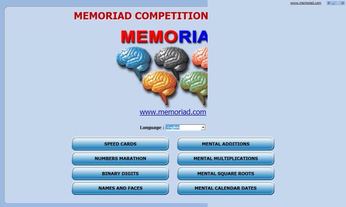 Memoriad Simulator