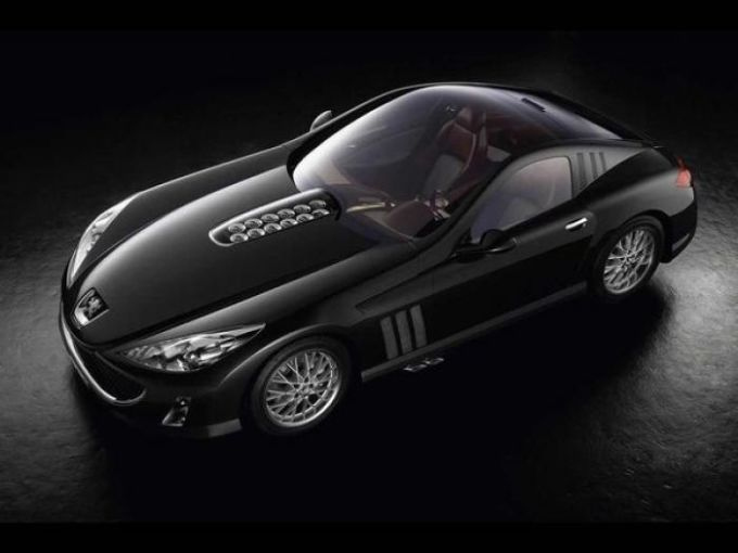 Peugeot 907 Screensaver